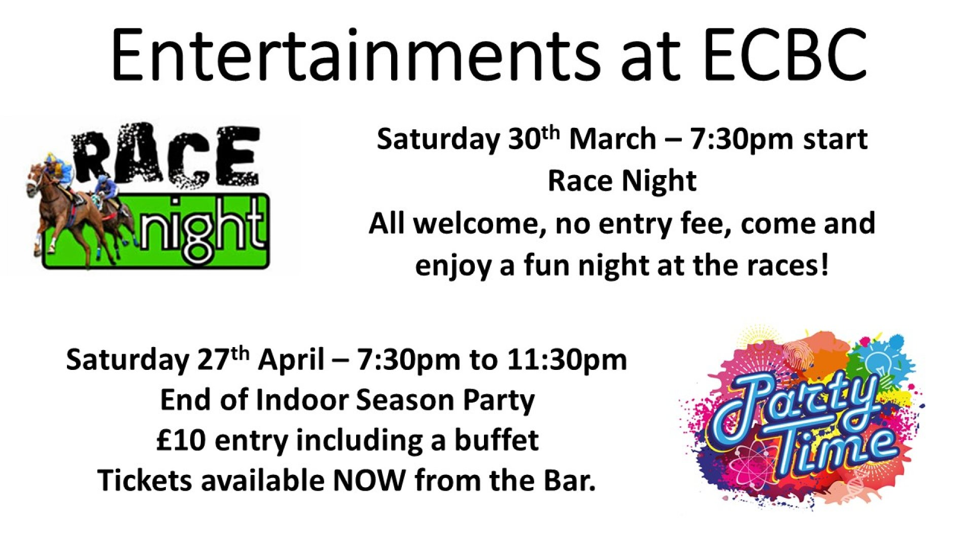 Entertainments